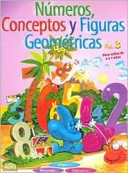 Numeros Conceptos y Figuras Geometricas. Vol. 3 = Geometrical Numbers, Concepts and Figures  by  Sabio Y Prudente Ministries