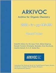 Arkivoc 2000 (IV) General Papers Mikael Begtrup