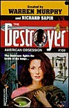 American Obsession (The Destroyer, #109)  by  Alan Philipson