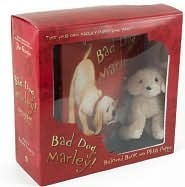 Bad Dog, Marley! Beloved Book and Plush Puppy John Grogan