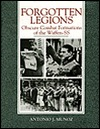 Forgotten Legions Booklet  by  Antonio J. Muñoz