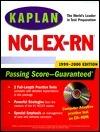 Kaplan NCLEX-RN 1999-2000 [With *]  by  Kaplan Inc.