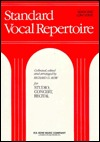 Standard Vocal Repertoire: Low Voice, Book 1  by  Richard D. Row
