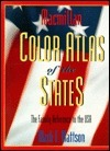 Macmillan Color Atlas Of The States  by  Mark T. Mattson