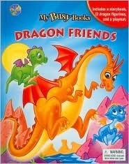 My Busy Books - Dragon Friends Boxed Set (My Busy Books, Dragon Friends) Phidal publishing