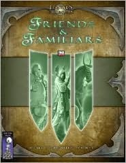 Friends & Familiars: A D20 System Sourcebook Bastio Press