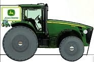 Tractor  by  Richard Leaney