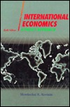 International Économics: a Policy Approach Mordechai E. Kreinin