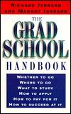 The Grad School Handbook Richard Jerrard