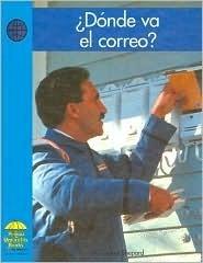 Donde Va El Correo?  by  Daniel Shepard