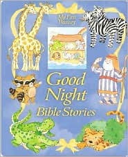 Good Night Bible Stories  by  Leslie Lindecker