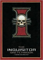 The Inquisitor Sketchbook Matt Ralphs