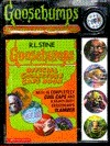 Goosebumps Official Collectors Caps Book with 16 Cool Caps and a Heavy-Duty Goosebumps Slammer  by  R.L. Stine