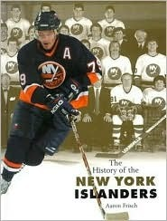 New York Islanders  by  Aaron Frisch