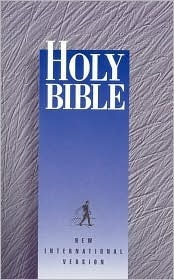 Holy Bible: NIV Witness Canadian Bible Society  by  Anonymous