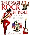 Story Rock N Roll Year  by  Year Illustrated Chronical 1 by Paul Du Noyer