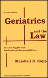 Decision-Making Capacity and Older Persons. Ethics, Law, and Aging Review, Volume 10.  by  Marshall B. Kapp