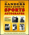 The Sanders Price Guide to Sports Autographs  by  George  Sanders