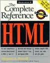 HTML: The Complete Reference Thomas A. Powell