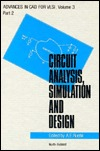 Circuit Analysis, Simulation and Design  by  Oriental Institute