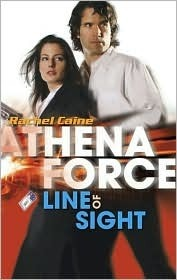 Line of Sight (Athena Force #18)  by  Rachel Caine