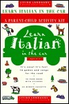 LL Learn Italian in the Car  by  Living Language