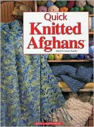 Quick Knitted Afghans Jeanne Stauffer