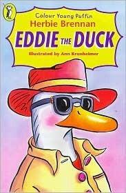 Eddie the Duck  by  Herbie Brennan