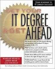 Get Your IT Degree & Get Ahead Mariah Bear