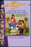 Claudia and the Genius of Elm Street (The Baby-Sitters Club, #49) Ann M. Martin