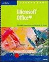 Microsoft Office XP-Illustrated Brief  by  Michael Halvorson