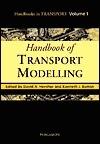 Handbook of Transport Modelling David A. Hensher