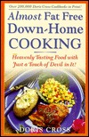 Fat free and ultra low fat recipes from Doris kitchen  by  Doris Cross