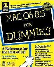 Mac OS 8.5 for Dummies  by  Bob LeVitus