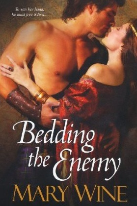 Bedding the Enemy (McJames, #3)  by  Mary Wine
