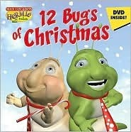 The 12 Bugs of Christmas [With DVD] Max Lucado