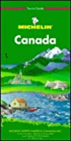 Green Guide Canada  by  Michelin