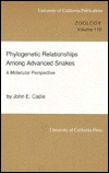 Phylogenetic Relationships Among Advanced Snakes: A Molecular Perspective  by  John E. Cadle