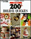 Our Best 200+ Holiday Quickies Leisure Arts, Inc.
