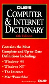 Ques Computer & Internet Dictionary  by  Bryan Pfaffenberger