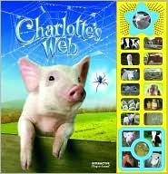 Charlottes Web [With Game Pieces]: Interactive Play-a-Sound Publications International Ltd.