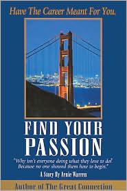 Find Your Passion Arnie Warren