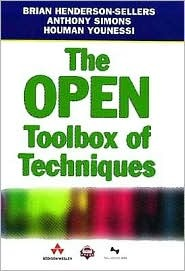 The Open Toolbox of Techniques B. Henderson-Sellers
