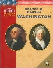 George and Martha Washington  by  Ruth Ashby