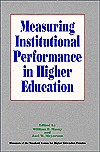 Measuring Inst Performance in Higher Ed Petersons