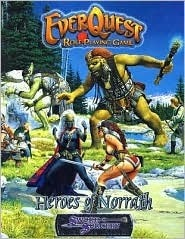 Everquest Heroes of Norrath  by  Carl Gilchrist
