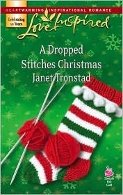 A Dropped Stitches Christmas (Sisterhood Series #2)  by  Janet Tronstad