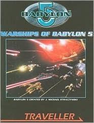 Warships of Babylon 5  by  Bryan Steele