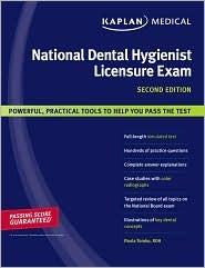 Kaplan National Dental Hygienist Licensure Exam Paula Tomko
