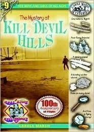 The Mystery at Kill Devil Hills Carole Marsh